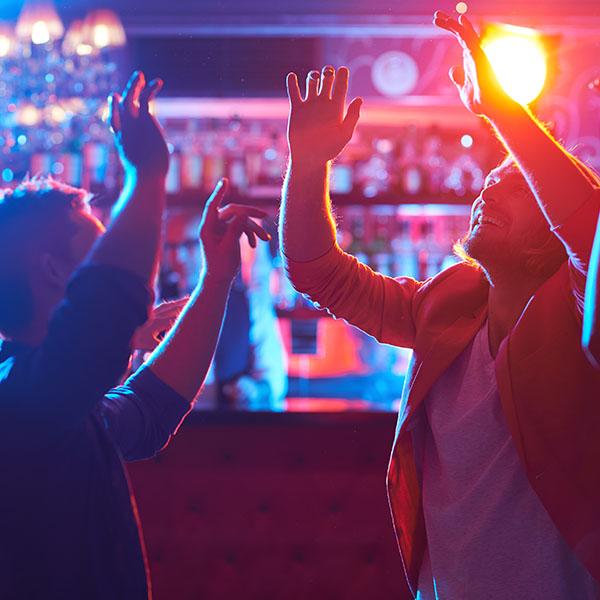 Feiern und Partys im Funpark Meppen