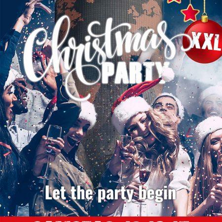 Christmas Party XXL im Funpark Meppen am Samstag, 16.12.2017