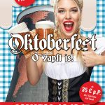 Oktoberfest feiern im Funpark Meppen am Samstag, 14.10.2017, All-In-Party