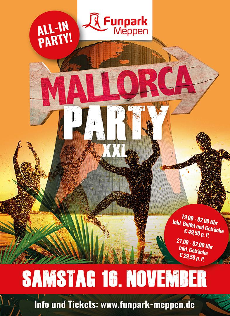 Mallorca Party Funpark Meppen